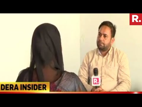Republic TV Speaks To Rapist Baba's Victim - Exclusive