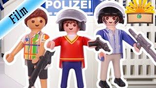 AUFBRUCH ZUM AUSBRUCH ES GEHT LOS ! - FAMILIE Bergmann #17 | Staffel 2 - Playmobil Film deutsch