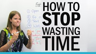 Stop procrastinating and start learning!