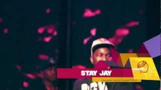 Stay Jay - Performs 'My Baby' @ Sarkodie Live In Concert 2012 | GhanaMusic.com Video