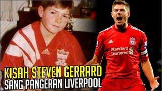 KISAH STEVEN GERRARD : Pangeran Liverpool Yang hampir Gagal Menjadi Pemain Bola