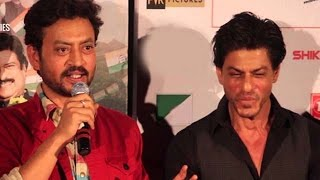 Shah Rukh Khan's 'Raees' was apparently offered to Irrfan Khan | EXCLUSIVE