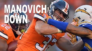FB Andy Janovich Headed to Injured Reserve