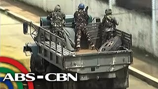 TV Patrol: Air strikes sa Marawi, pinakawalan laban sa Maute (Part 2)
