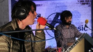 Animal Collective perform FloriDada in the 6 Music Live Room