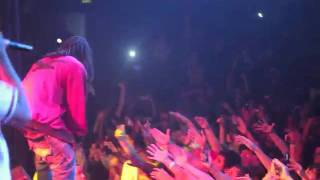 Odd Future Brings Waka Flocka Out In Atlanta To Perform -Karma