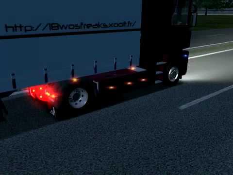 Euro Truck Simulator EuroTruck Logistics.
