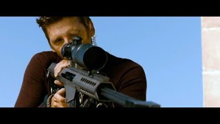 24 Hours to live: Sniper shooting movie scene HD