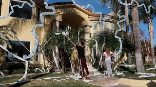 SOMEONE TOILET PAPERED THE ACE FAMILY