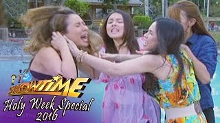 It's Showtime Holy Week Special 2016: Resentment | The Wedding