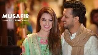 Musafir Atif Aslam | New Song | 2018 | Sweetie Weds NRI