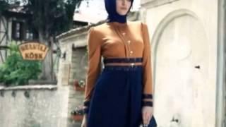 Alvina Tesettür Elbise Modelleri İle Kapalı Bayanlar Şıklığı Yakalıyor