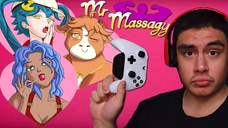GOLD DIGGERS, BODY PILLOWS & SEXY MAYO | Mr Massagy [2]