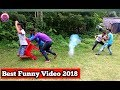Must Watch New Funny😃😃 Comedy Videos 2018 - Episode 1 || Funny Ki Vines ||