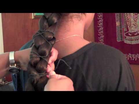 Performance Ready/Chapter 1 - Hair for Bharatanatyam