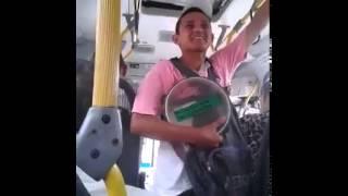 Piadas engraçadas no ônibus!!!