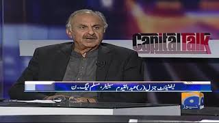 Capital Talk - What Answer Will India Give To Pakistan's Offer To Peace?