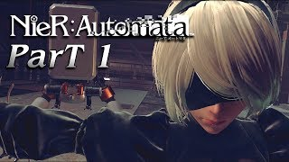 Nier Automata - The Movie [Part 1][Japanese Voice][English Sub]