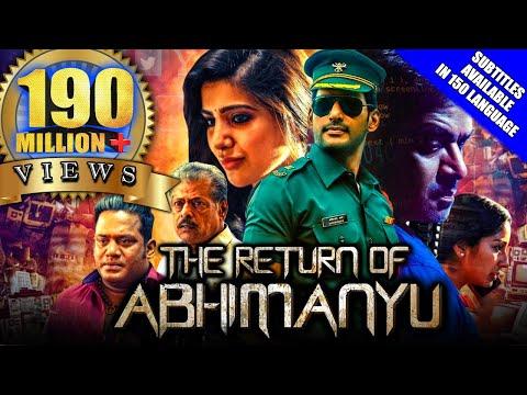 The Return of Abhimanyu (Irumbu Thirai) 2019 New Released Full Hindi Dubbed Movie | Vishal, Samantha