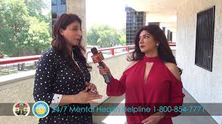 Reshma Dordi speaks with Dr. Nina Tayyib about the importance of Mental Health.