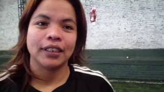 Torneo Femenino Barracas Ap. 2016 · Final: Yeny Nagatha Goleadora del Torneo