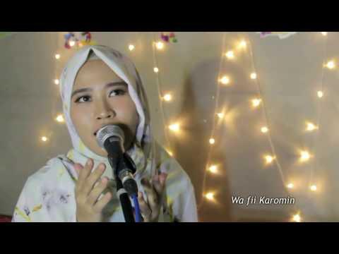 Law Kana Bainanal Habib (New Version 2018) Full lirik Versi Dina Hijriana
