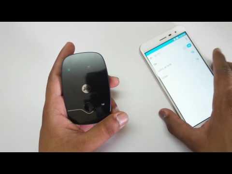 JioFi 2 Portable Hotspot Review Jio 4G   Setup, SpeedTest & How To Change Name & Password