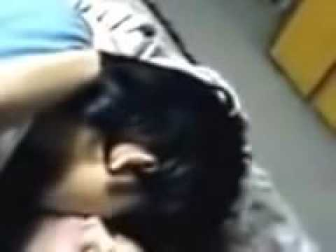 Couple Romance In Bedroom MMS Video   YouTube