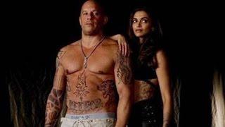 Deepika Padukone & Vin Diesel in XXX Trailer -Return Of Xander Cage FIRST LOOK Leaked