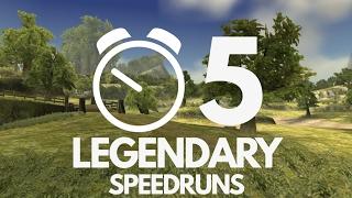 5 Most Legendary Speedruns