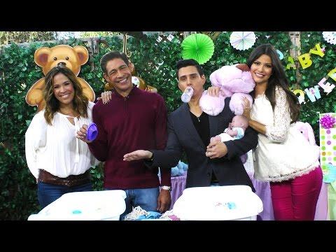 Juegos divertidos para el baby shower de Ana Patricia