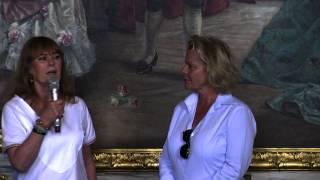Marie-Louise Ekman berättar om sin pjäs Dödspatrullen
