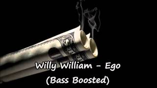 Willy William - Ego (Bass Boosted)