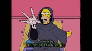 La Parca (Parte 1/2) Los Simpson