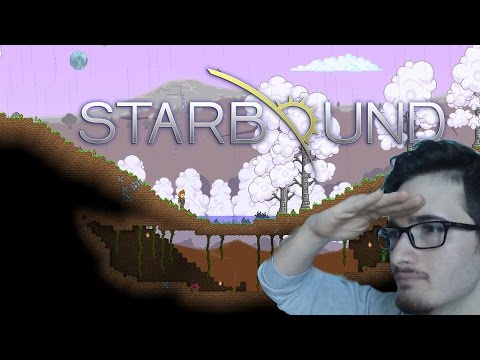 Starbound: disperso su un' pianeta non identificato [Gameplay ita] #1 w/Facecam