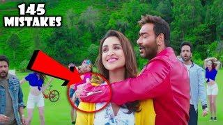 (145 Mistakes) In Golmaal Again - Plenty Mistakes in Golmaal Again Full Hindi Movie | Ajay Devgn