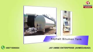 Construction Machinery and Road Equipment By Jay Ambe Enterprise, Ahmedabad