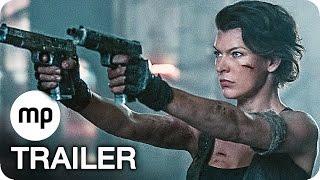 RESIDENT EVIL 6: THE FINAL CHAPTER Legacy Trailer German Deutsch (2017)