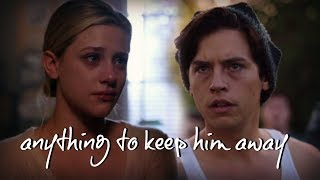 Jughead and Betty || Anything to Keep Him Away