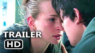 THE SPACE BETWEEN US Official Trailer (2017) Britt Robertson, Asa Butterfield Teen Movie HD