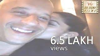 Deepika Padukone Kiss & Teach Hindi To Vin Diesel | Six Sigma Films