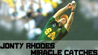 Jonty Rhodes Best Cricket Catches Ever In The World