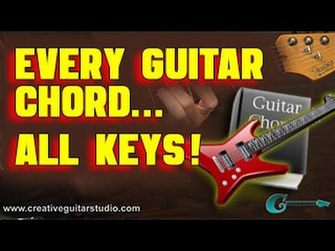 Xxx Mp4 🎸 Every Popular Guitar Chord In All Musical Keys 3gp Sex