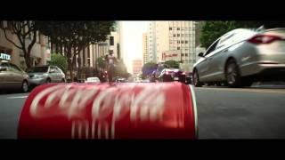 Coca Cola Super Bowl 2016 Commercial Hulk vs Ant Man HD