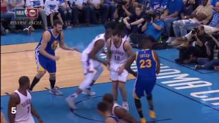 Top 10 Fights of the 2016 NBA Playoffs
