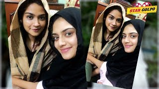 হিজাব পরে এ কোন নুসরাত ? Nusrat Jahan Exclusive Picture in Ramadan 2017