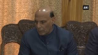 Requested state govts to extend maximum help to bereaved families, says Rajnath Singh