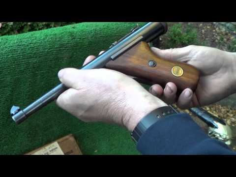 haenel  luft pistole   german made, air pistol
