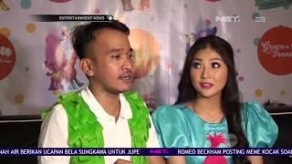 Ruben Onsu & Sarwendah Gelar Acara Ulang Tahun Thalia yang ke-2