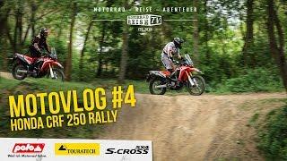 MRTV MotoVlog #4 – Honda CRF250 Rally